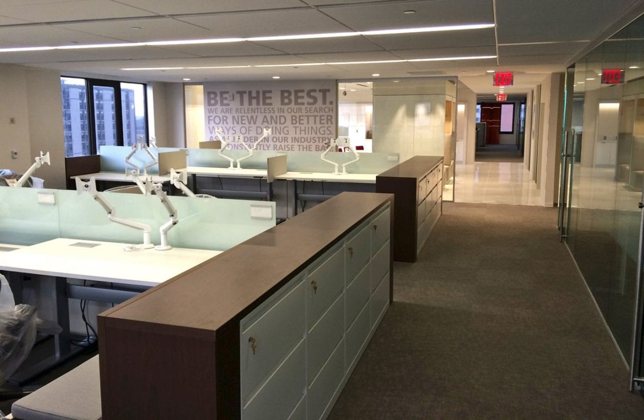Courthouse Square – MetLife Fitout