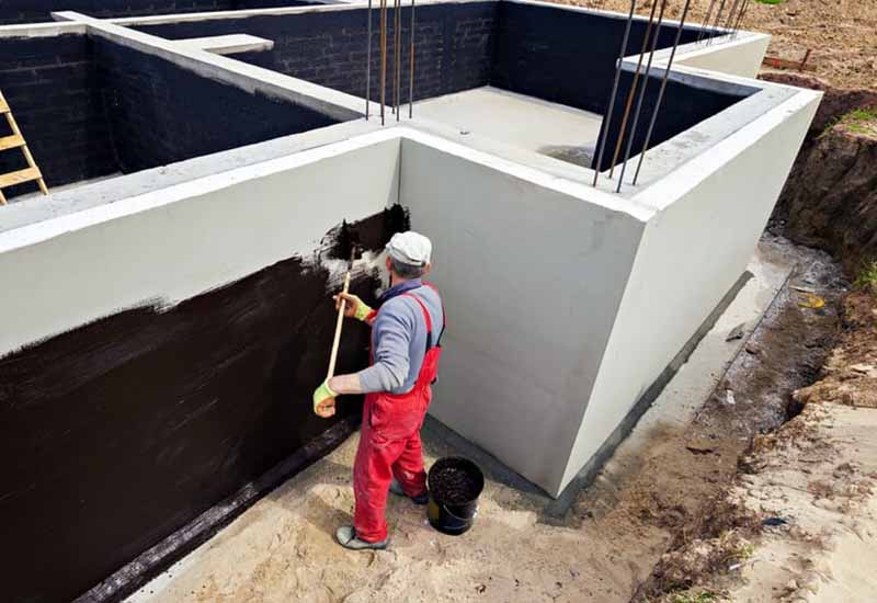 Tanking and waterproofing of underground structures